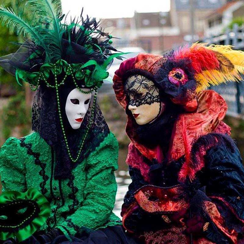 Location Costumes Carnaval De Venise Pour Vos événements à Lille Et Paris Décorations Venise